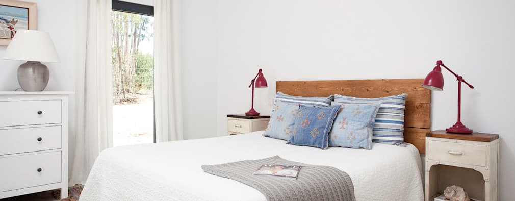 ห้องนอน by LAVRADIO DESIGN