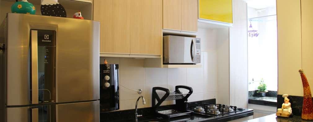 مطبخ تنفيذ Donakaza
