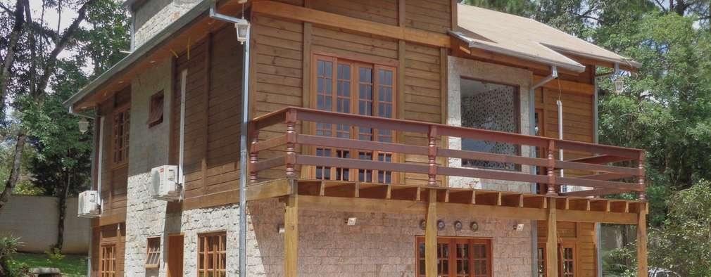 Rumah by Moradaverde Arquitetura