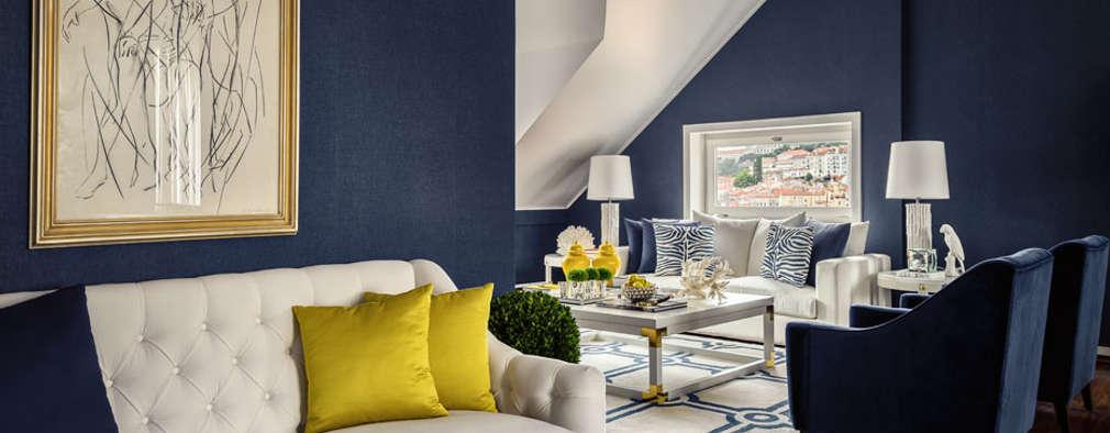 10 colores fabulosos para pintar las paredes de una sala - Mezclar colores para pintar paredes ...
