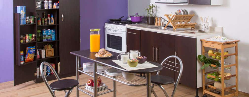 7 ideas para decorar la cocina sin gastarse todo el sueldo for Todo para la cocina