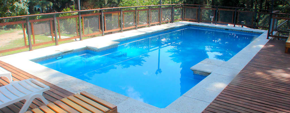 Materiales para construir una piscina free como hacer una for Materiales para piscinas