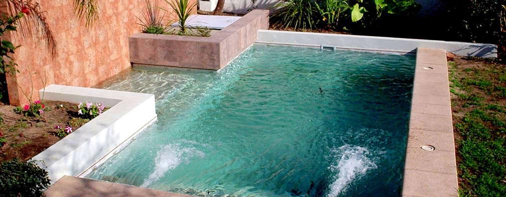 C mo limpiar el agua de la alberca sin tener que - Salfuman para limpiar piscinas ...