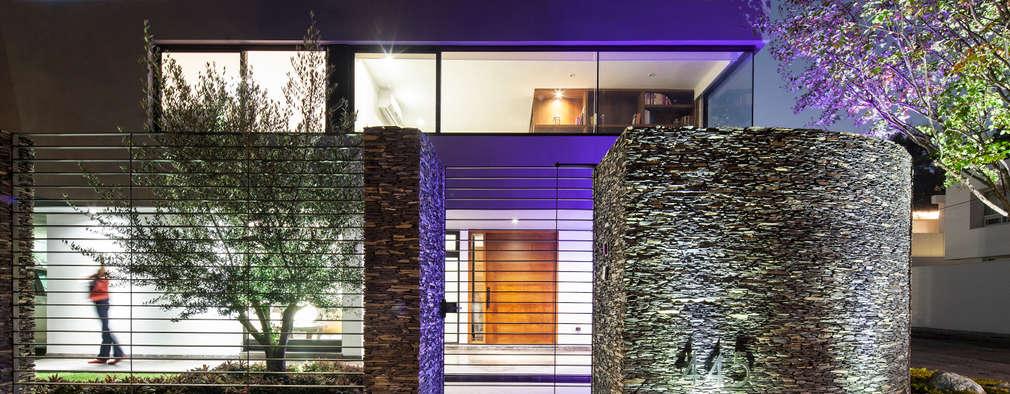 Maisons de style de style Moderne par NODO Arquitectura