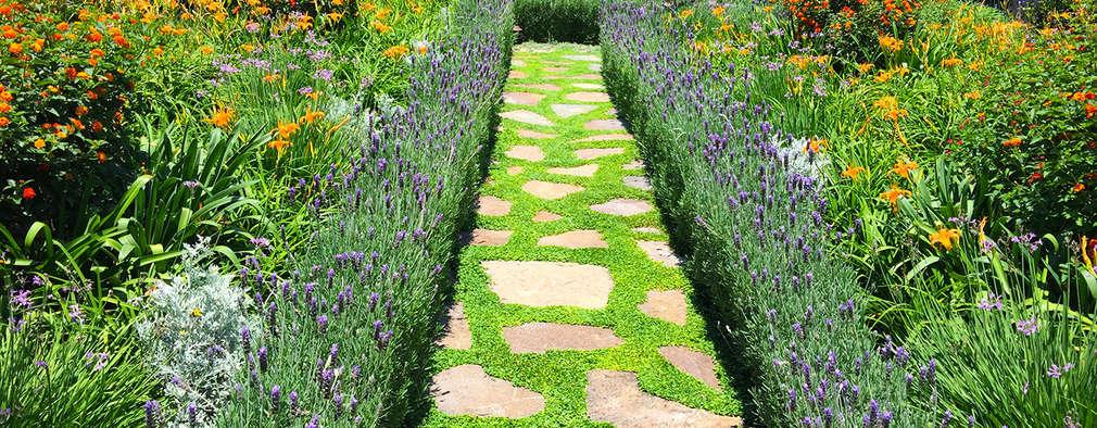 8 ideas de adoquines para hacer caminitos en tu jard n for Adoquines para jardin