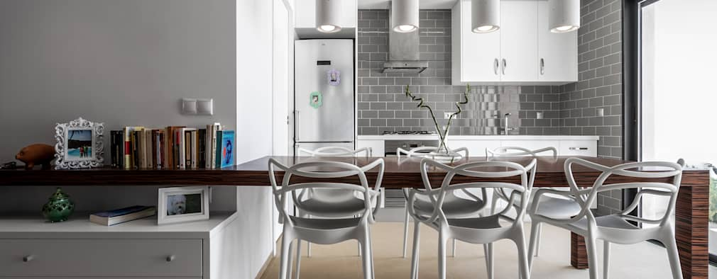 modern Dining room by Selecta HOME