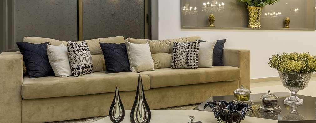 Salon de style de style Classique par Lyssandro Silveira