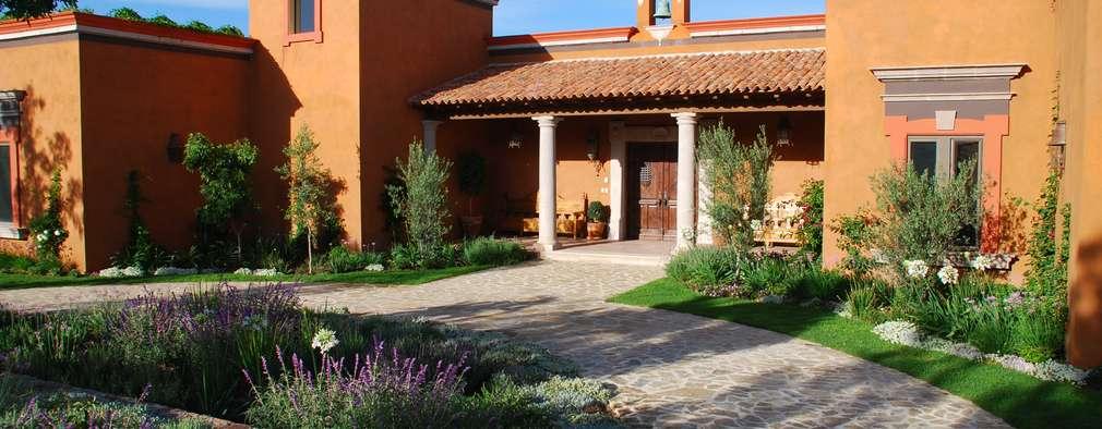 Casas clássicas por Terra
