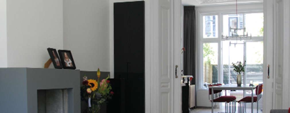 woonzitkamer:   door Marc Font Freide Architectuur