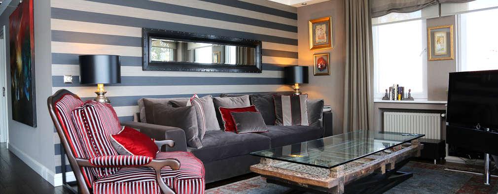 modern Living room by ARTISTIC DESIGN