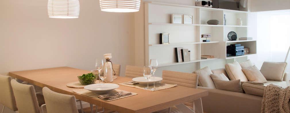 7 dicas para decorar casas pequenas gastando pouco for Como decorar interiores de casas pequenas