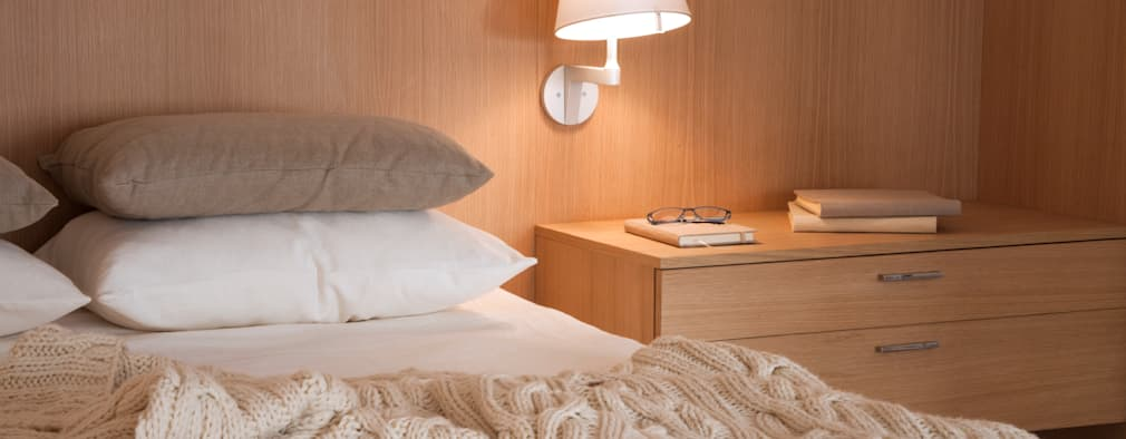 modern Bedroom by Paula Herrero | Arquitectura