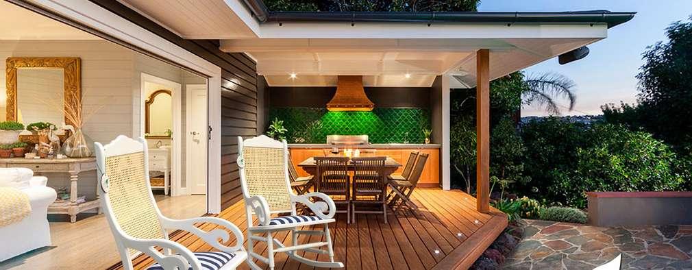 9 terrazas y galer as para volver a enamorarte de tu patio for Fotos de patios y terrazas