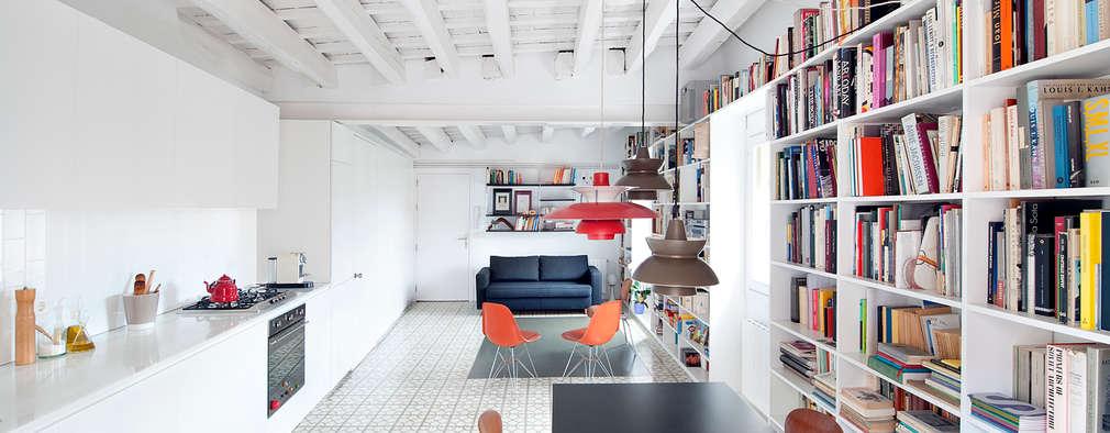 Ruang Makan by manrique planas arquitectes