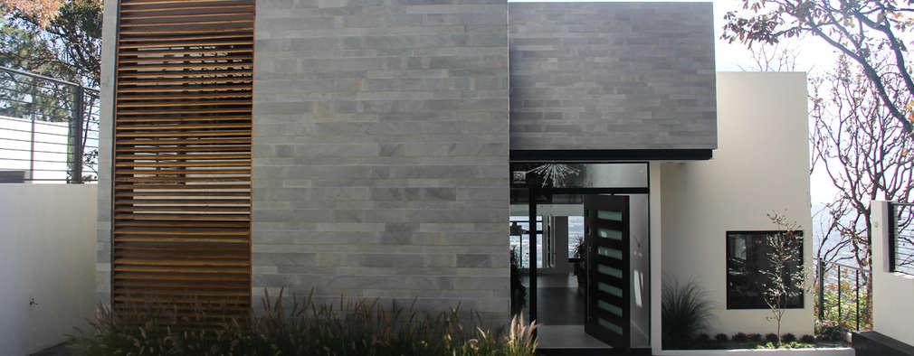 12 revestimientos que har n que tu fachada se vea - Revestimiento de fachadas exteriores ...