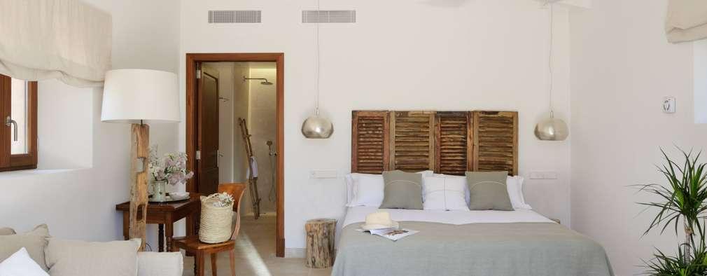 ห้องนอน by Bloomint design
