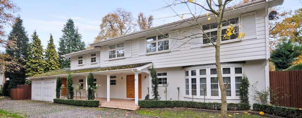 moderne Huizen door Concept Eight Architects