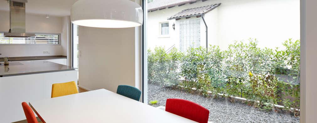 modern Dining room by Marcus Hofbauer Architekt