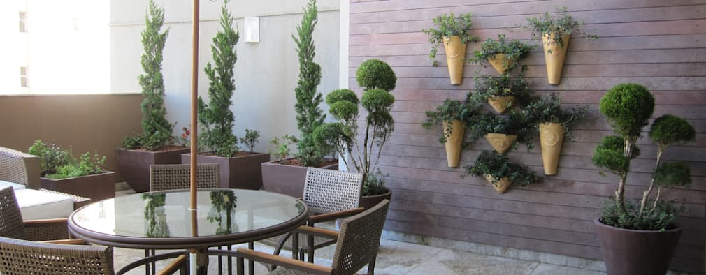 15 patios peque os con ideas para copiar for Patios interiores pequenos