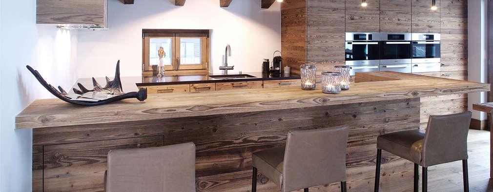modern Kitchen by Go Interiors GmbH