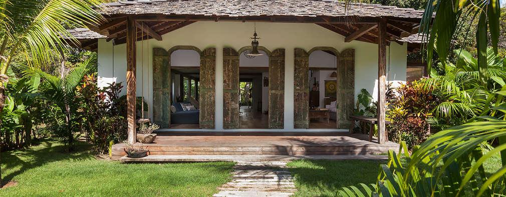 casas de estilo rstico por vida de vila - Fachadas De Casas De Campo
