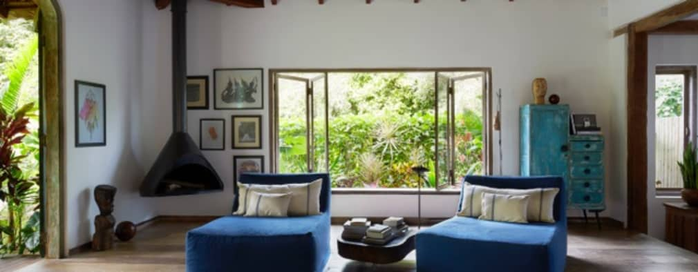 Phòng khách by Vida de Vila