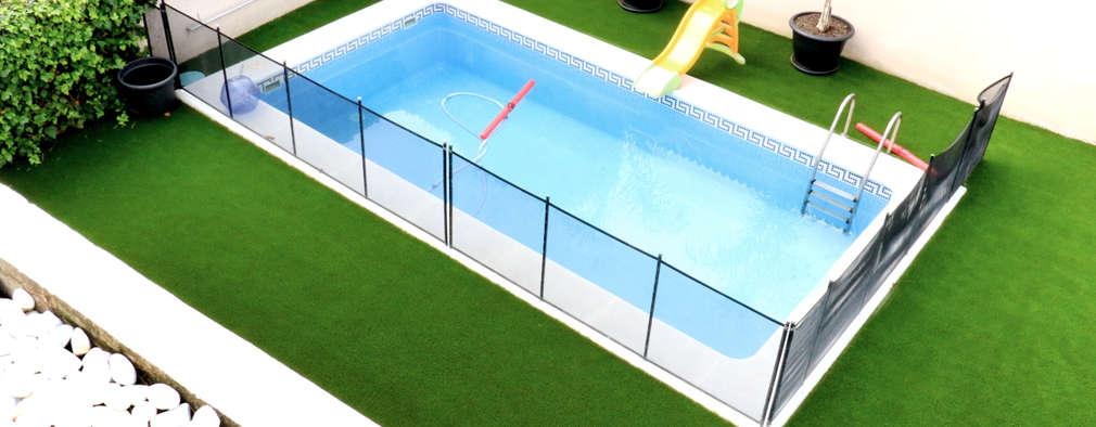 泳池 by acertus