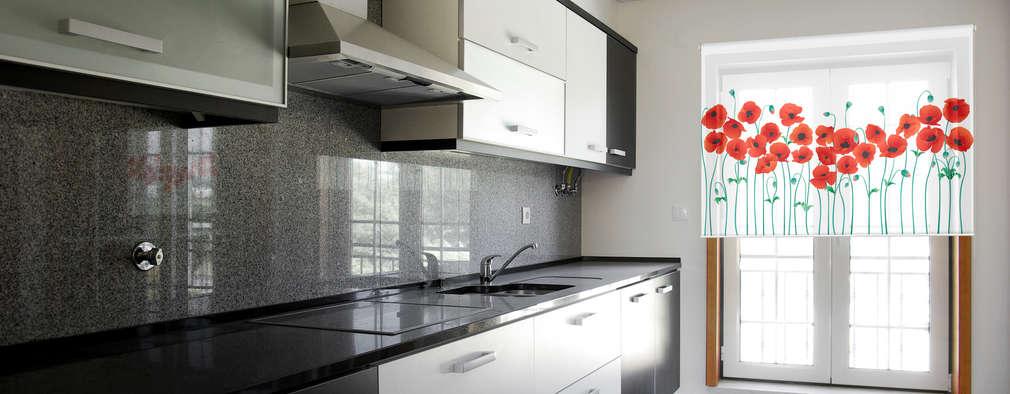 7 revestimientos fant sticos para revestir la pared de la encimera de tu cocina - Revestimiento pared cocina ...