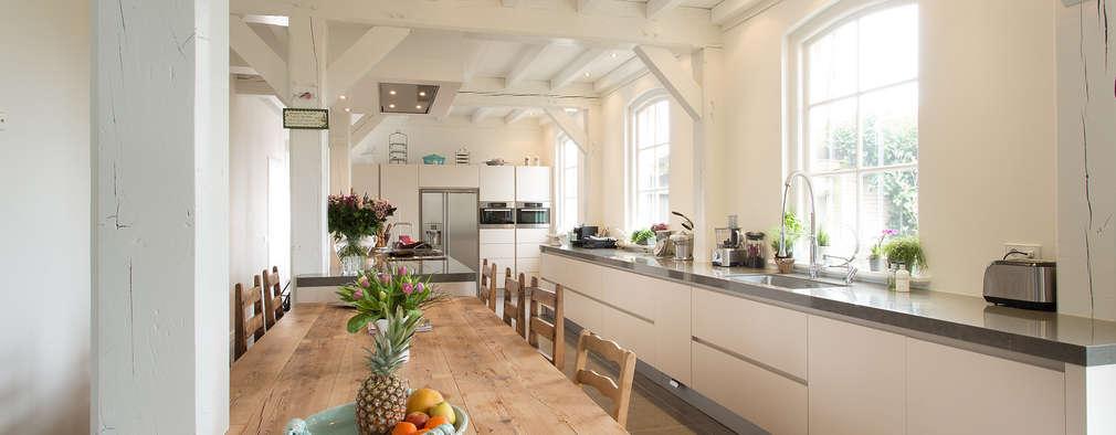 Dapur by Tieleman Keukens