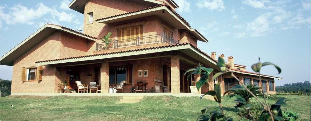 บ้านและที่อยู่อาศัย by IDALIA DAUDT Arquitetura e Design de Interiores
