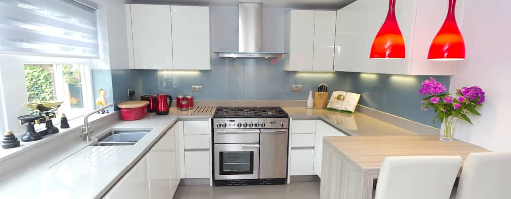 modern Kitchen by Twenty 5 Design