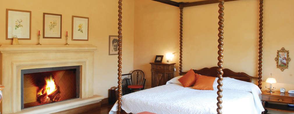 classic Bedroom by JUNOR ARQUITECTOS