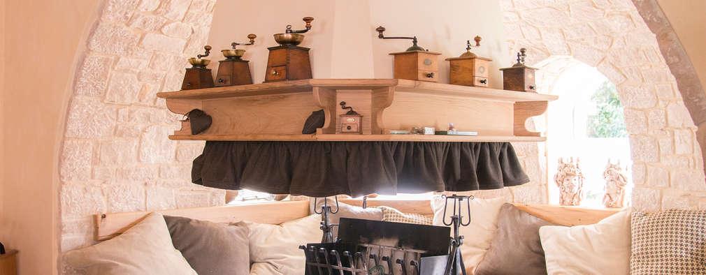 10 cocinas rústicas y acogedoras para copiarlas ya!