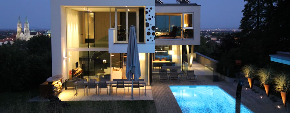 modern Houses by Architekt Zoran Bodrozic