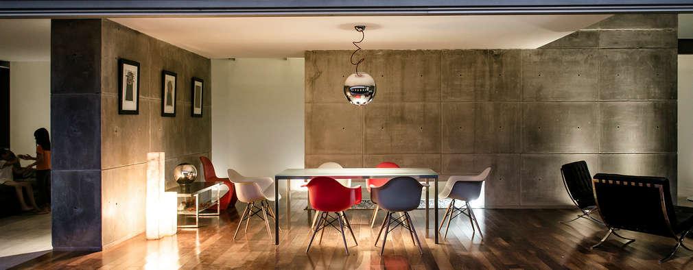 Moderne Esszimmer Von Oscar Hernandez