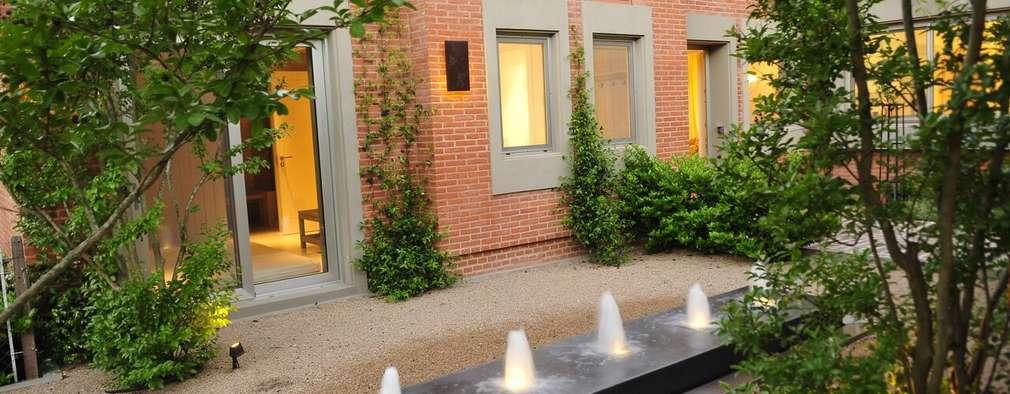 Moderner Garten Von JUNOR ARQUITECTOS