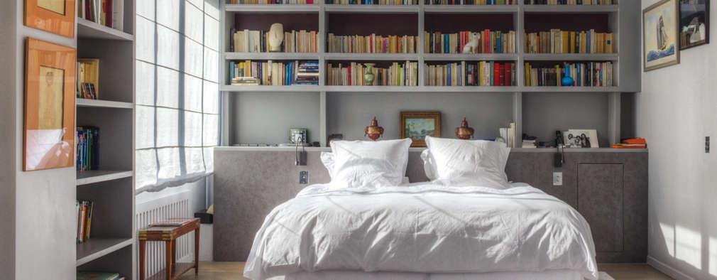 Dormitorios de estilo clásico por DZ Decoration