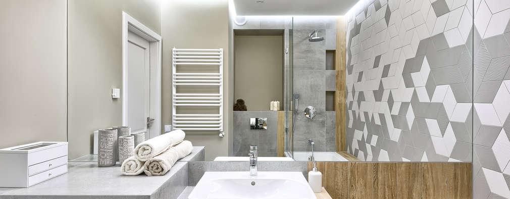 Ванные комнаты в . Автор – Partner Design