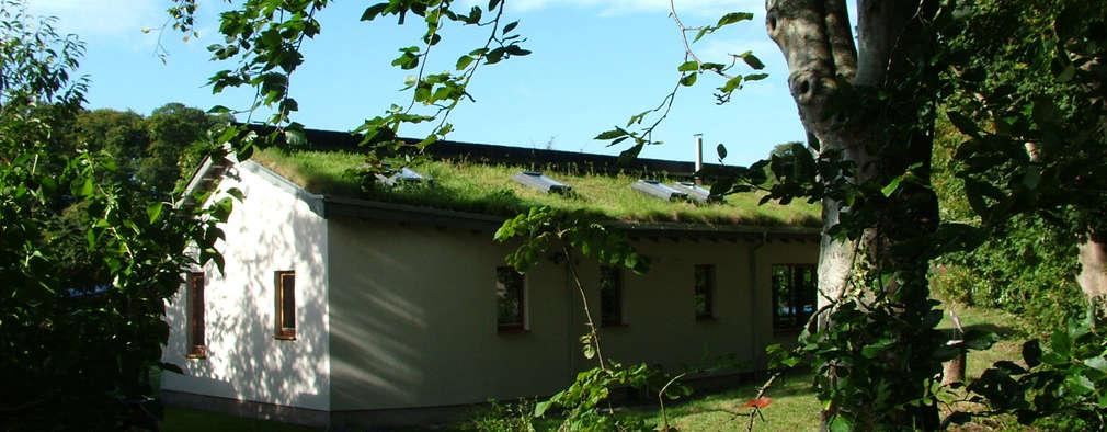 บ้านและที่อยู่อาศัย by Rachel Bevan Architects