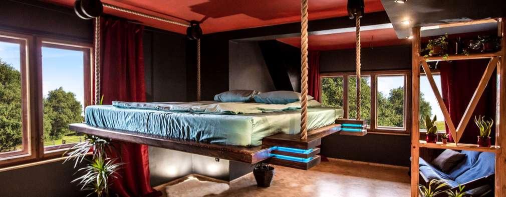 تنفيذ Hanging beds