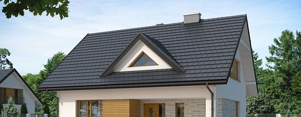 11 tipos de telhados diferentes para usar em sua casa - Tipos de tejados para casas ...