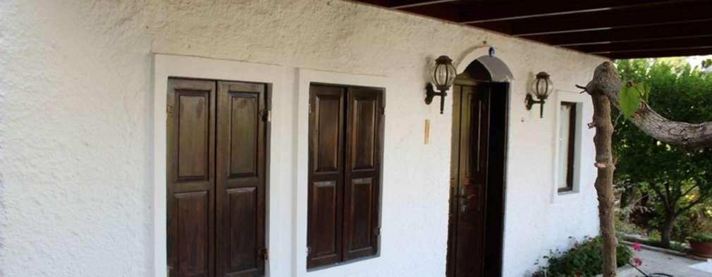 Casas estilo colonial