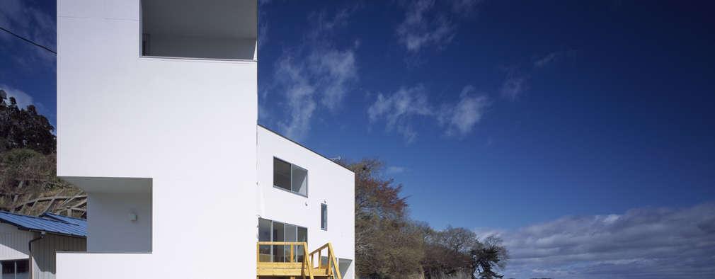 ハマノイエ: 関建築設計室 / SEKI ARCHITECTURE & DESIGN ROOMが手掛けた海&ヨットです。