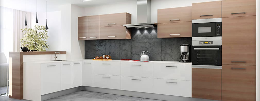 8 low cost kitchen cabinets ideas for Low cost kitchen ideas