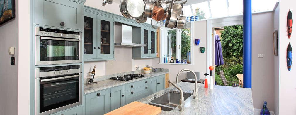 Projekty,  Kuchnia zaprojektowane przez Rencraft