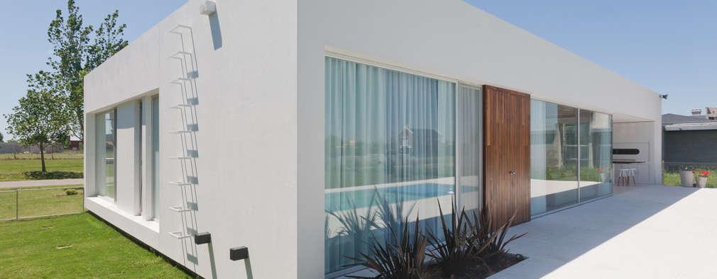 VISMARACORSI ARQUITECTOSが手掛けたプレハブ住宅