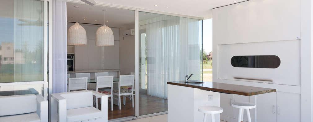 Quinchos modernos para tu hogar for Modelos parrillas para casas