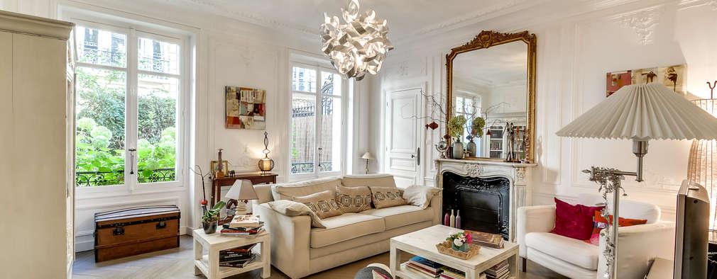 Paris 9: Salon de style de style Classique par blackStones