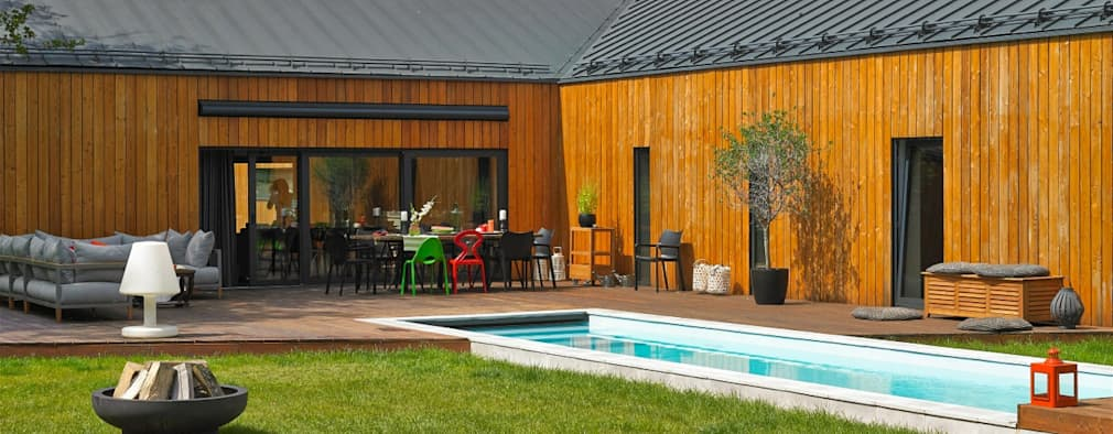 modern Houses by stando interior design