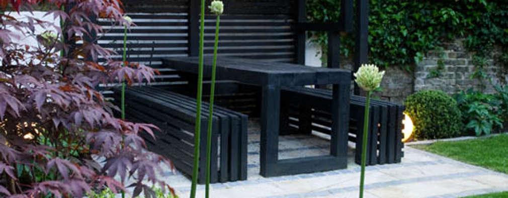 10 Muebles geniales que no pueden faltar en tu patio este verano